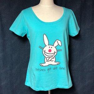 Happy Bunny Tee
